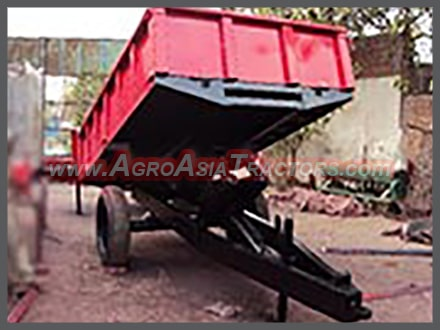Premium Quality hydraulic tipping trailer for Sale