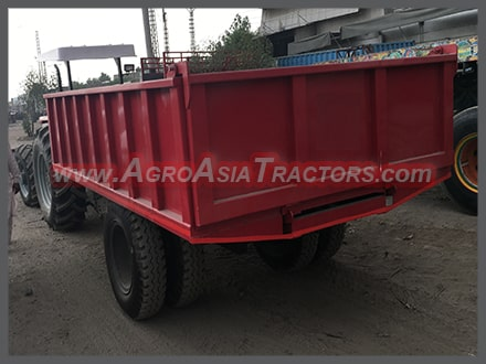 hydraulic tipping trailer Images