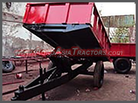 Buy hydraulic tipping trailer