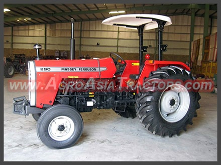 MF 290 Turbo for sale in Nigeria