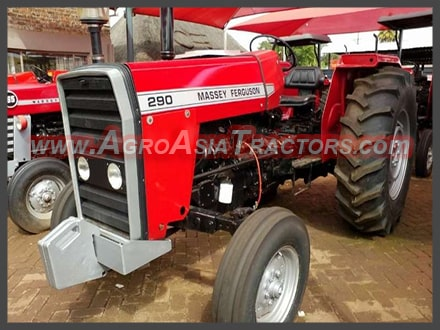 Massey Ferguson MF 290 Turbo Nigeria