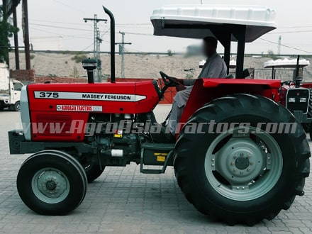 Buy MF 375 75 HP 2WD in Nigeria
