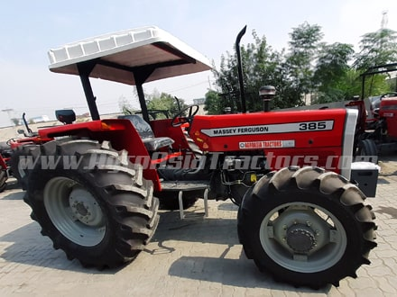 MF 385 85 HP 4 WD for sale in Nigeria
