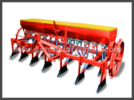 multi crop seed drill  Images