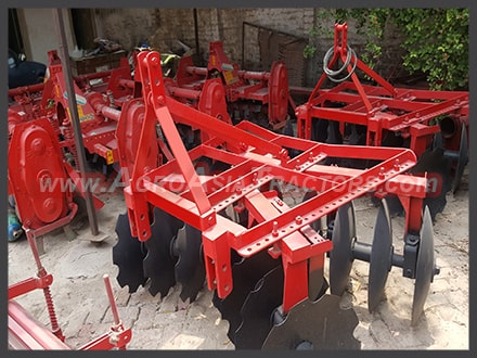 Premium Quality offset disc harrow for Sale