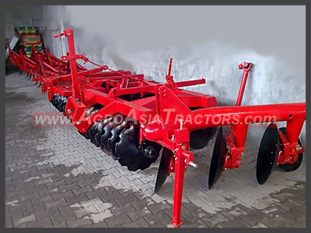 offset disc harrow  Images