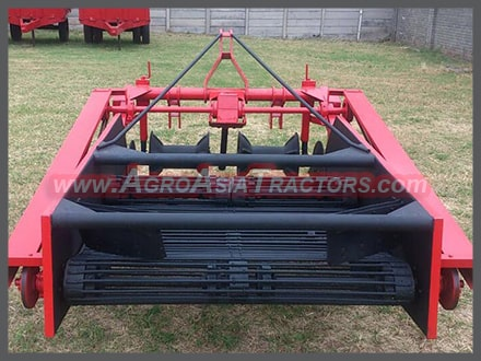 Premium Quality potato digger and spinner for Sale