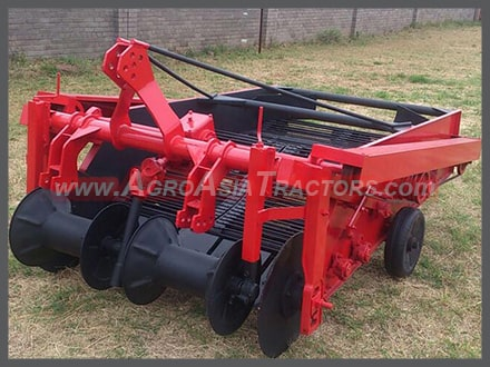 Buy potato digger and spinner