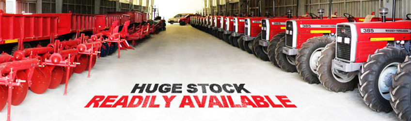 readily available tractors in Africa Stock