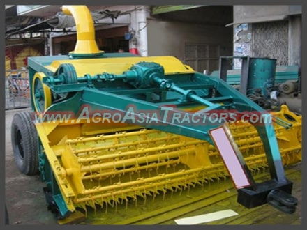 Buy wheat straw chopper